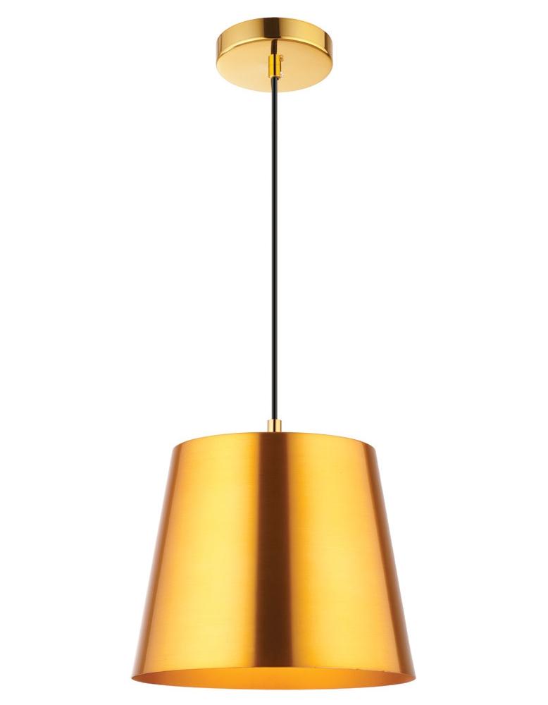 Dekorativna visilica aluminium  PD310-1 2275/Zlatna
