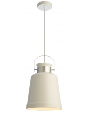 Dekorativna visilica aluminium bijela - mat bijela PD303-1 MATT WHITE/MATT WHITE