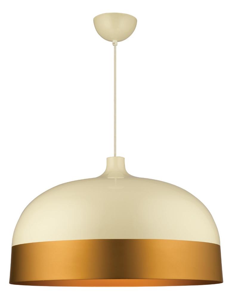 Dekorativna visilica aluminium zlato PD315-1A 7527C  Zlatna/Zlatna