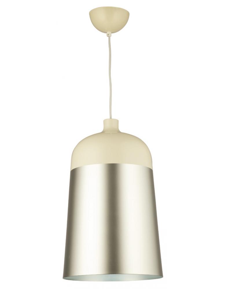 Dekorativna visilica aluminium srebro PD315-1C 7527C  Srebrna/Srebrna