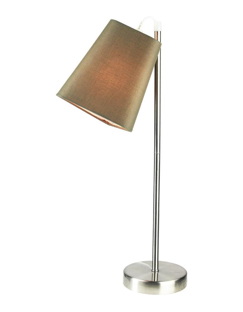 Dekorativna stolna nikl tupe LT6004 NICKEL/TAUPE