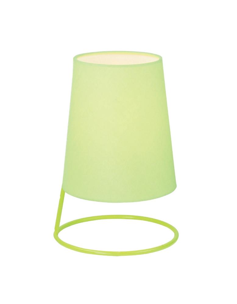 Dekorativna prozirna svjetlo zelena LT6052 LIGHT GREEN