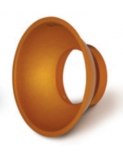 Visilica spot Round Reflector-Gold