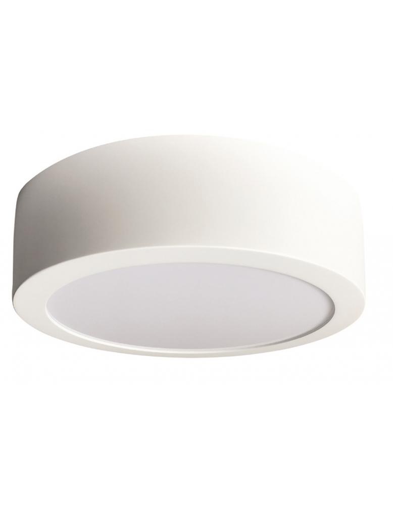 Dekorativna stropna IRLP 380 3XE27 plaster gips