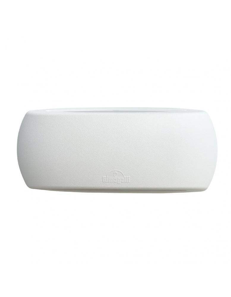 Vanjska rasvjeta zidna FRANCY BIJELA 6W E27 2700K IP64