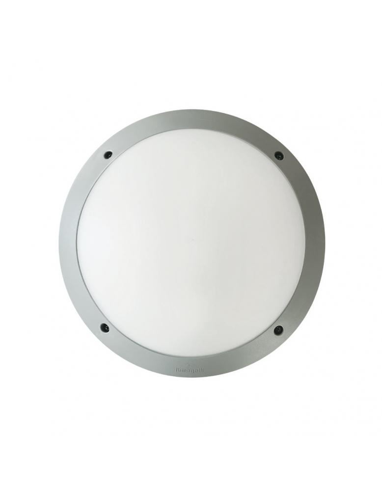 Vanjska rasvjeta plafonjera LUCIA SIVA OPAL E27 IP66